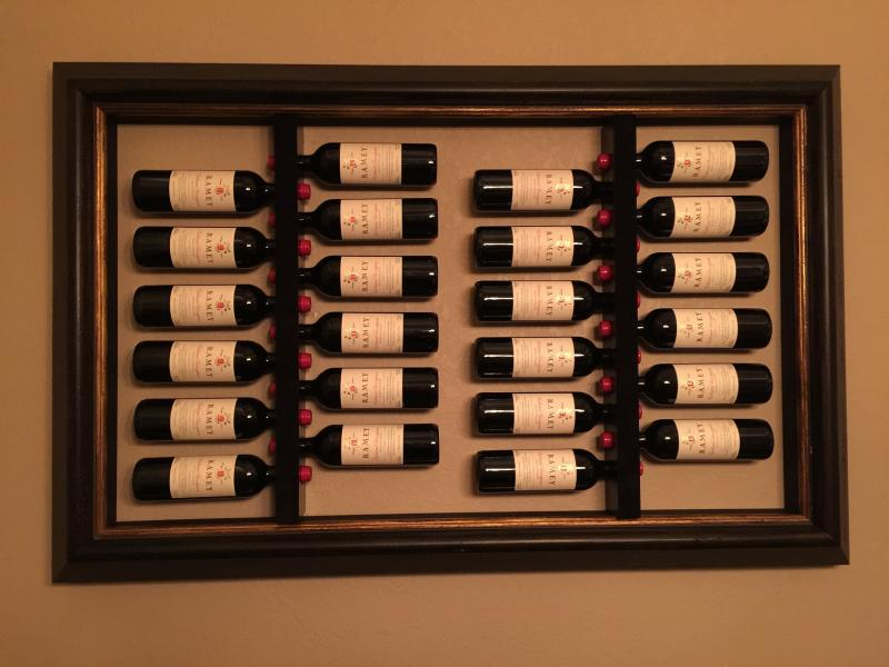 Wine Rack frame
